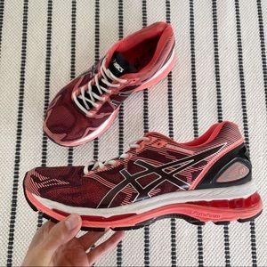 ASICS Gel Nimbus 19 Pink Size 10